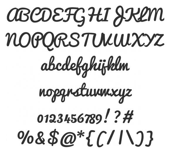 Ücretsiz Fontlar