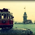 Kız Kulesi ve Taksim Treni