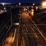 Tren Garajı