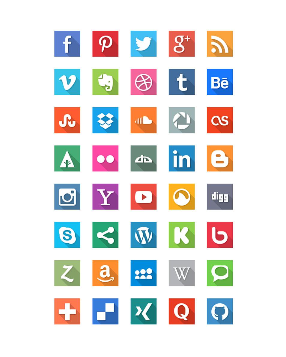 flat-sosyal-medya-ikonlari