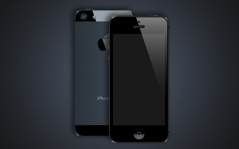 iphone-5-vektorel-tasarim