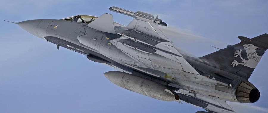 Saab Gripen F