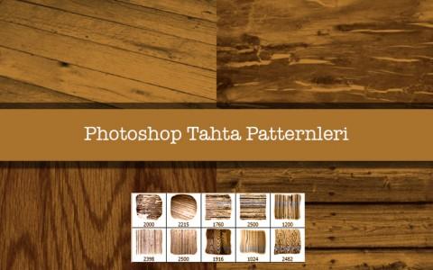 tahta-pattern