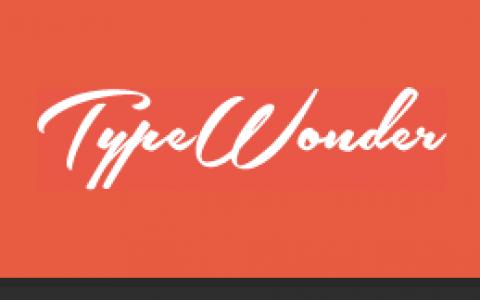 Elle çizilmiş tipografi çalışmaları