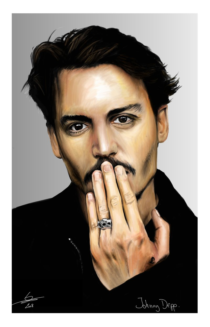 Johnny_Depp-dijital-cizim