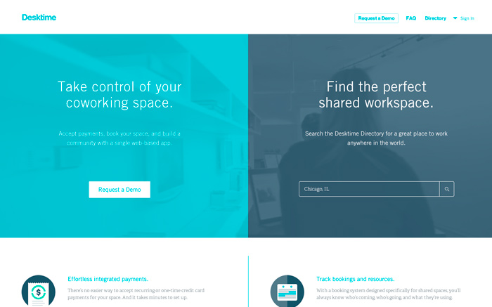 desktime-website-mavi-site