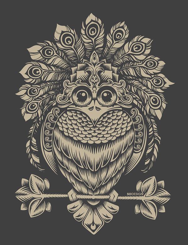 illustrasyon-baykus