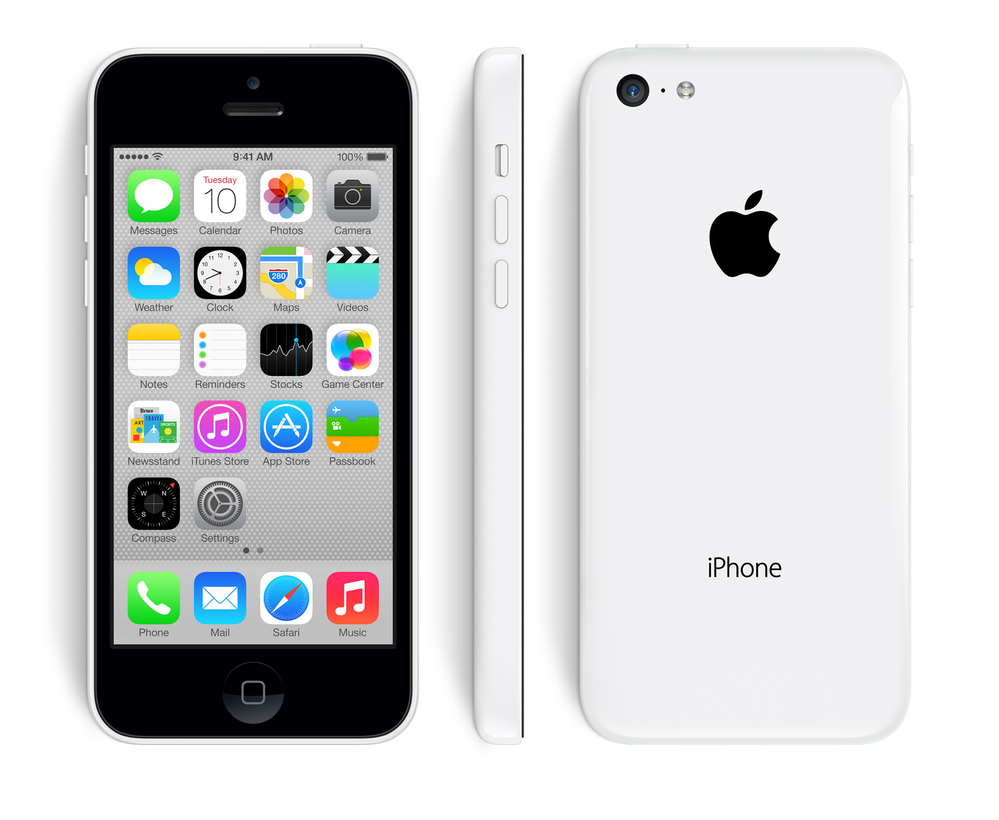 iphone-5c-beyaz