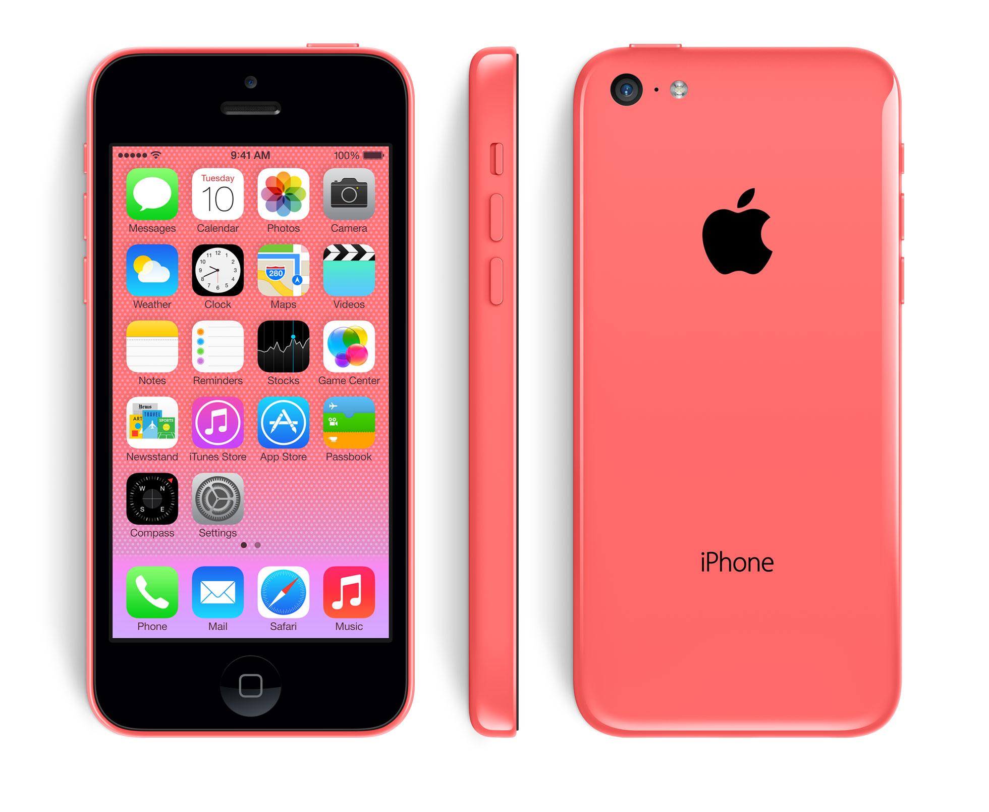 iphone-5c-kirmizi