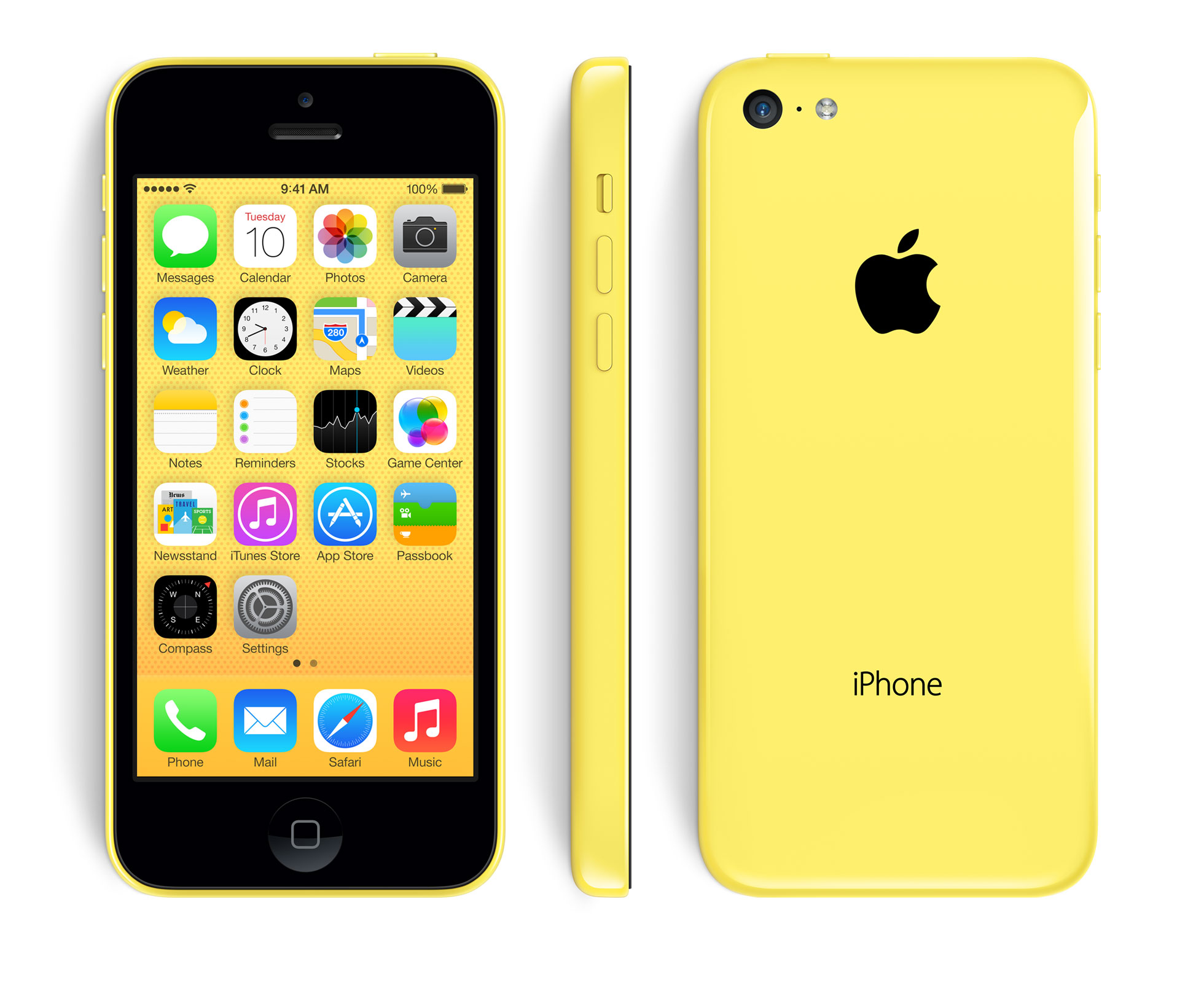 iphone-5c-sari-renk