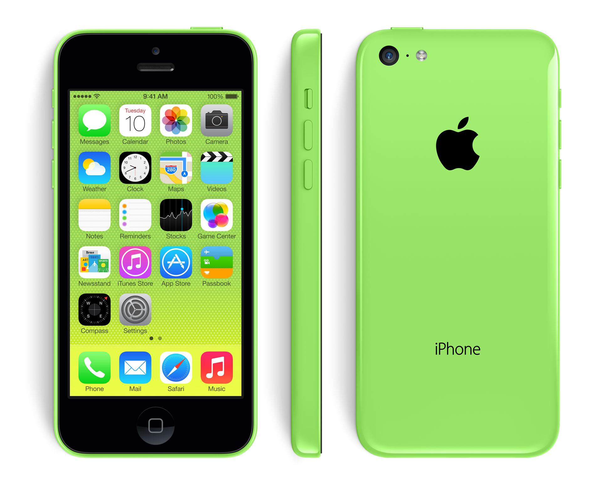 iphone-5c-yesil
