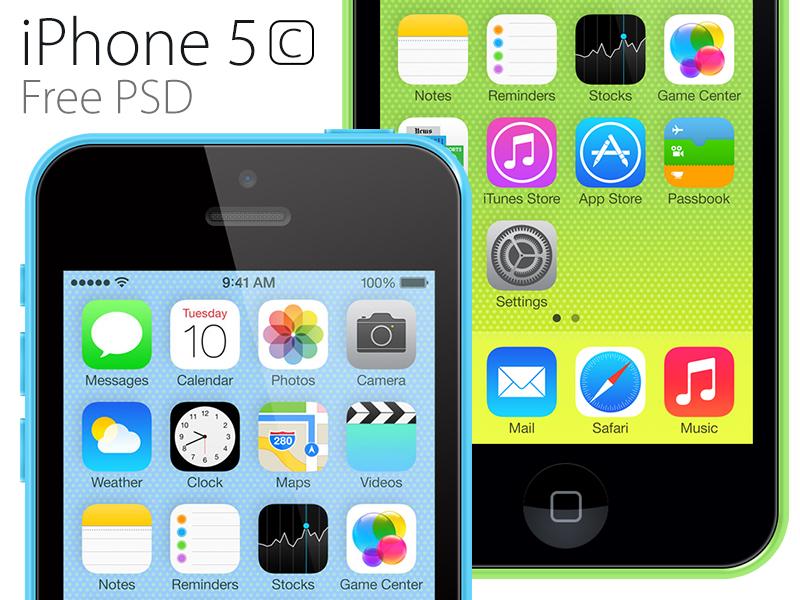 iphone5c_dribbble