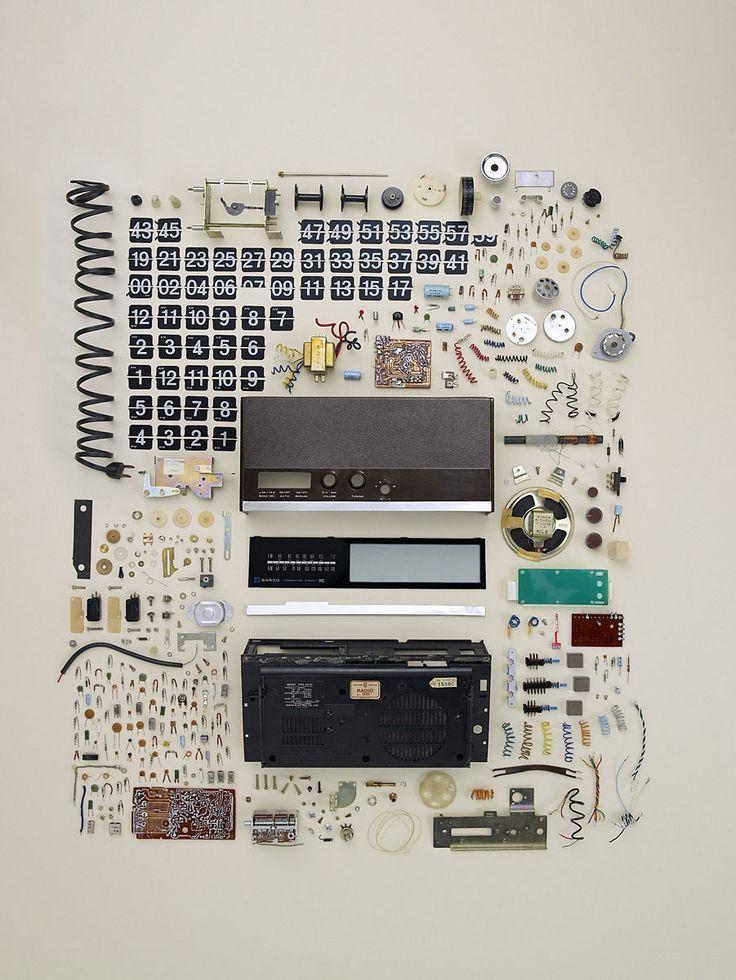 knolling-fotograf-radio