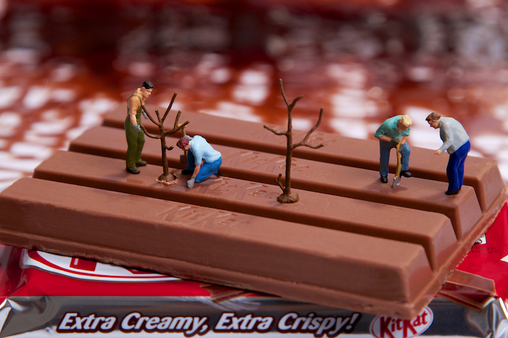 minyatur-cikolata