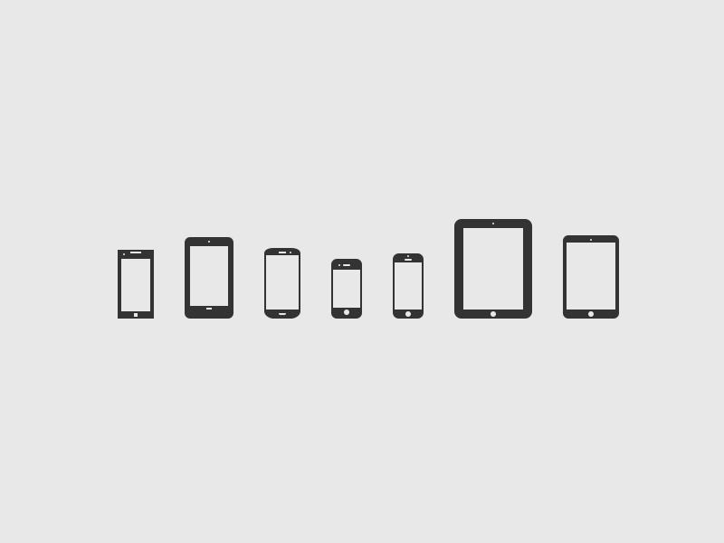 mobil-aygit-ikon-tasarimlari