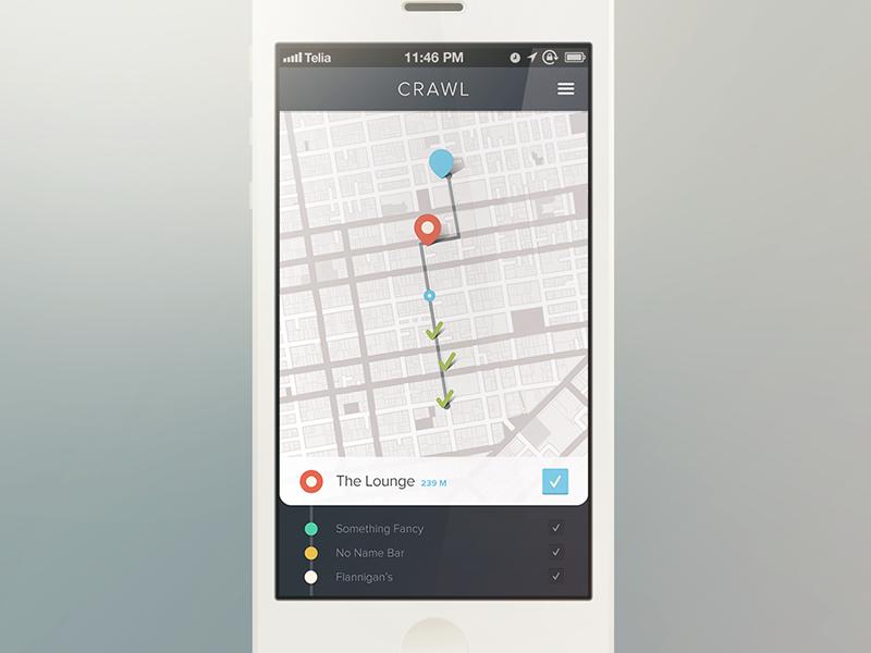 mobil-map-tasarimi