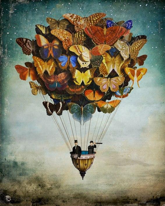 sanat-cizimleri-kelebekler