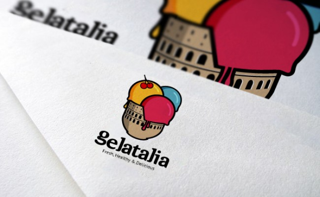Gelatalia-logo-tasarimlari