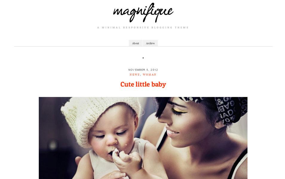 Magnifique-wordpress-temasi