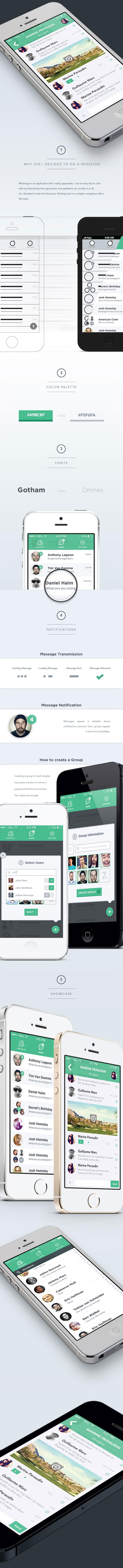 Whatsapp-yeniden-tasarlanmis