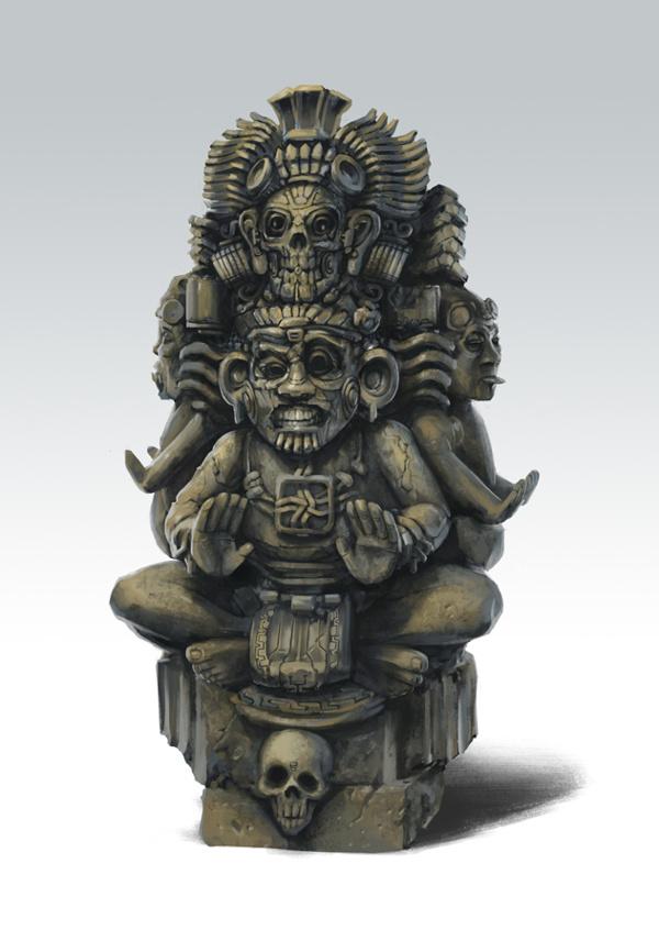 dijital-karakter-cizimleri-budizm