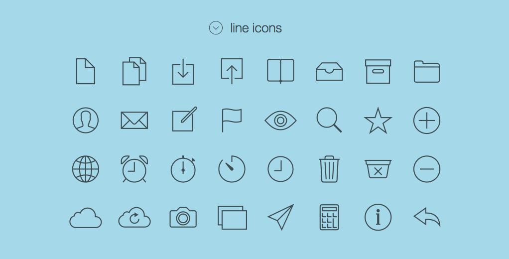 ios7-menu-ikonlari-cizgisel