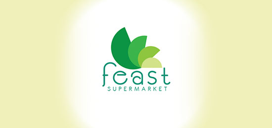 kreatif-logo-ornekleri-feast