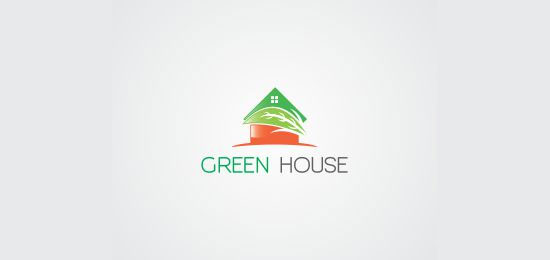 kreatif-logo-ornekleri-house