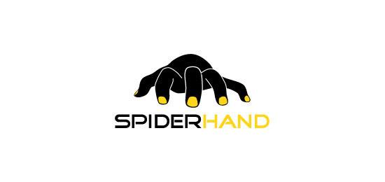 kreatif-logo-ornekleri-spider