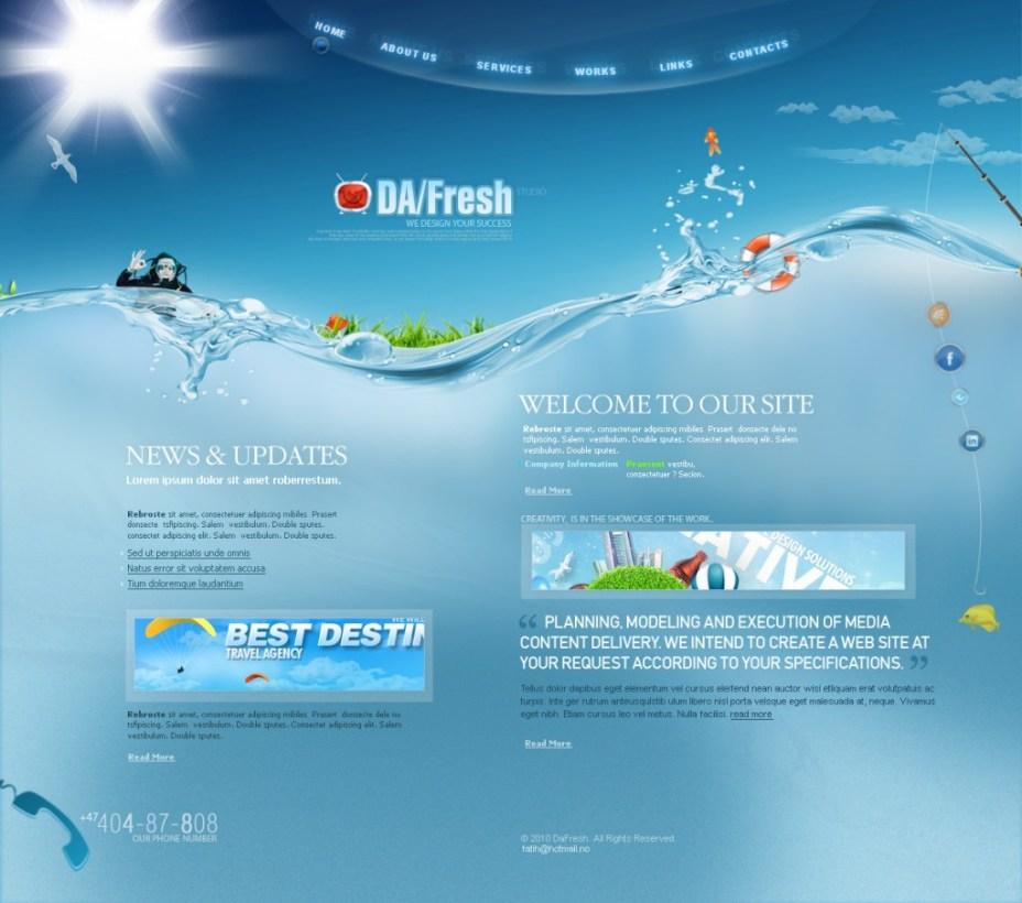 mavi-web-sitesi