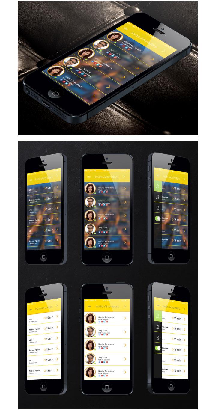 mobil-mesajlasma-tasarimi