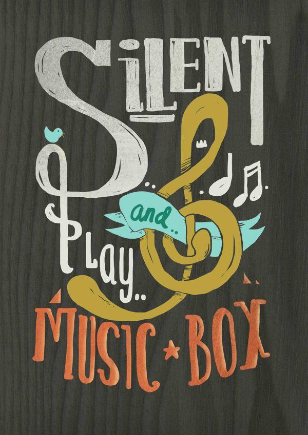 tipografik-muzik-afisleri