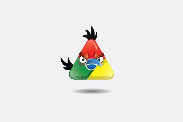 angry-bird-marka-logolar-chrome