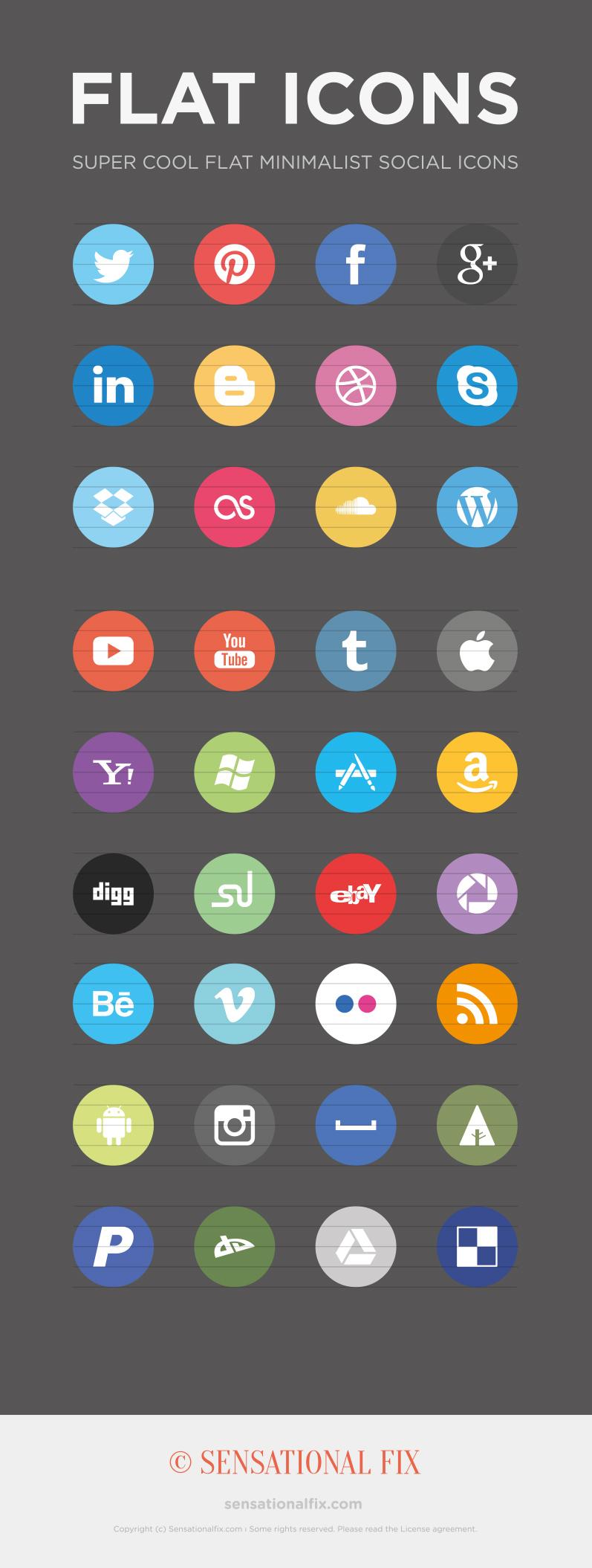 cok-kullanilan-sosyal-ikonlar