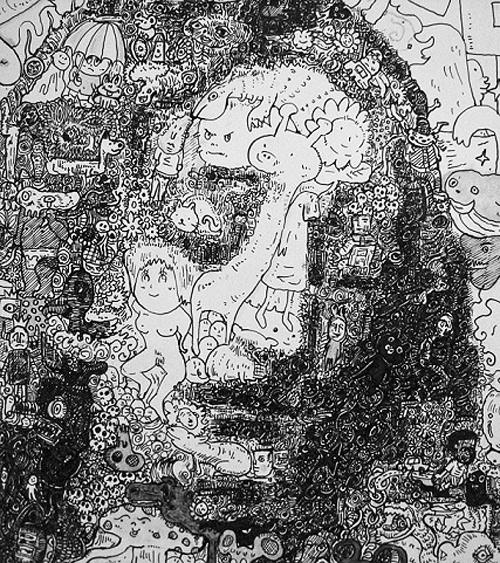 doodle-ile-yuz-olusturma