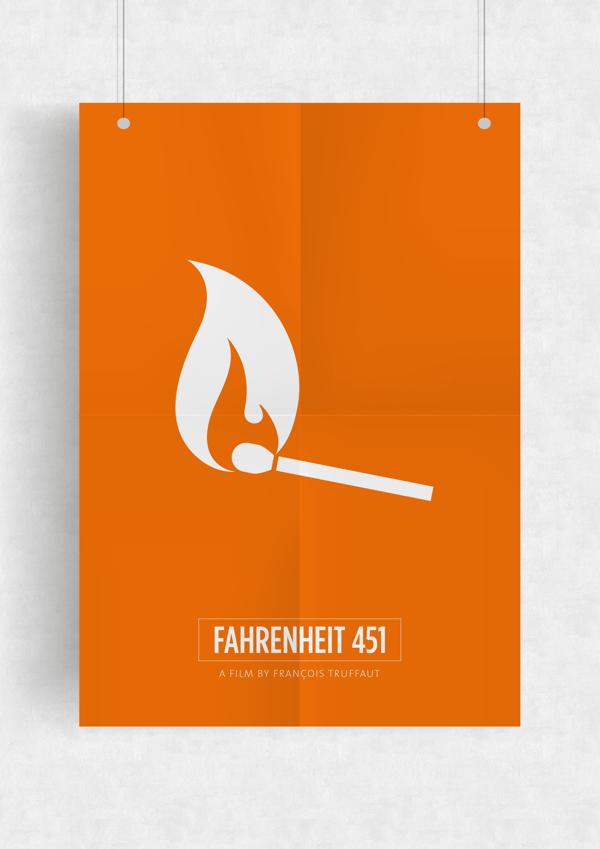 fahrenheit-minimal-poster