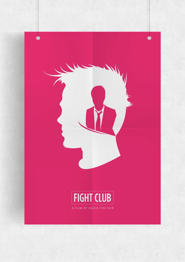 fight-club-minimal-poster