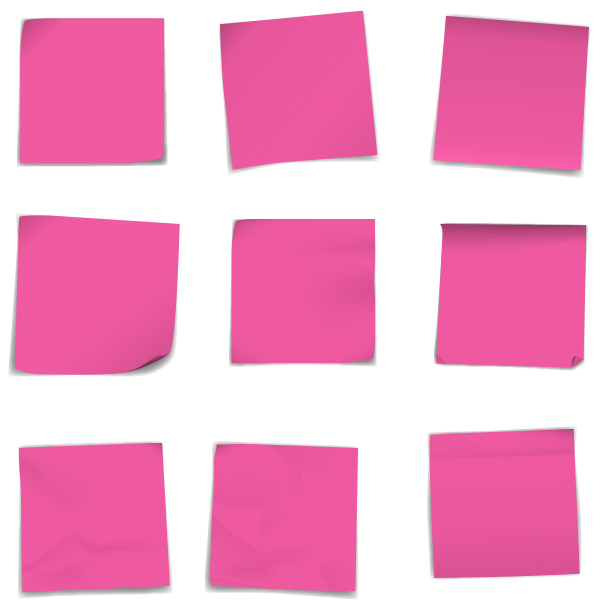 pembe-post-it-kagitlari