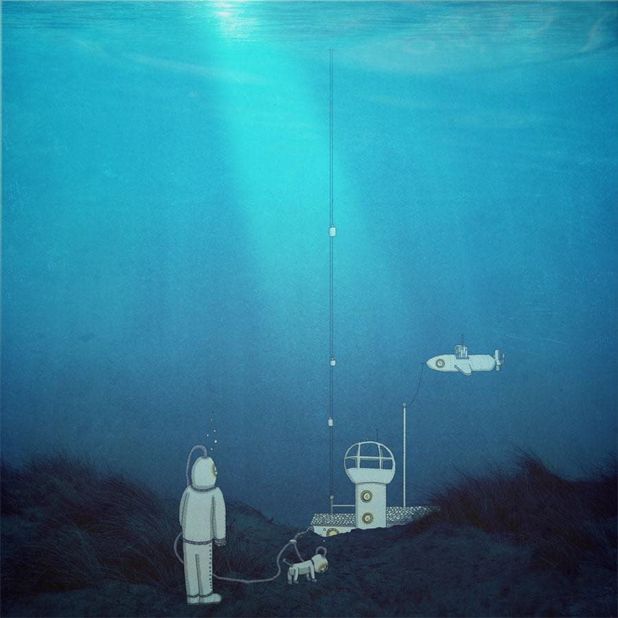 sehir-illustrasyonlari-denizalti