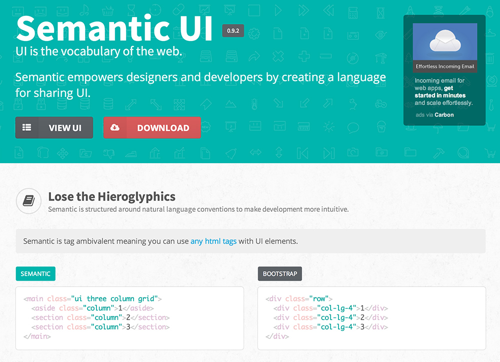 semantic-ui