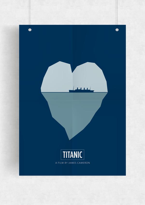 titanik-minimal-poster