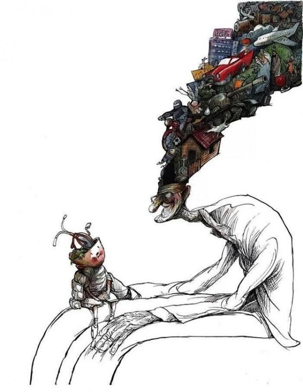 insan-temali-yaratici-illustrasyonlar-14