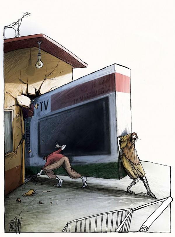 insan-temali-yaratici-illustrasyonlar-19