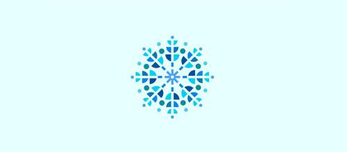 kar-tanesi-logo-tasarimi-4-four-Snowflake