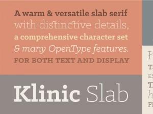 klinic-font-ucretsiz-indir