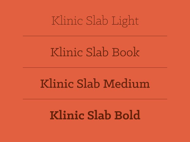 klinic-ucretsiz-font-secenekleri