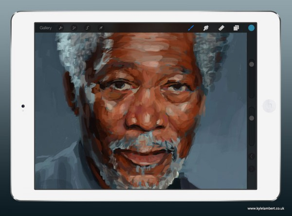morgan-freeman-ipad-cizimi-asama-1