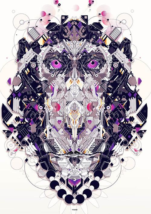 sekiller-ile-karakter-monkey-violet