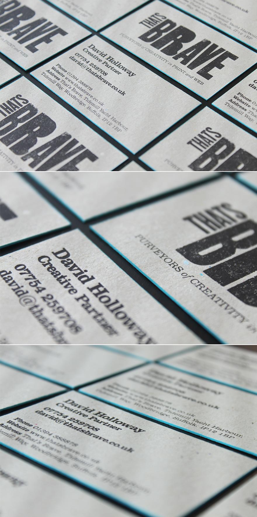 tipografik-kartvizit-tasarim