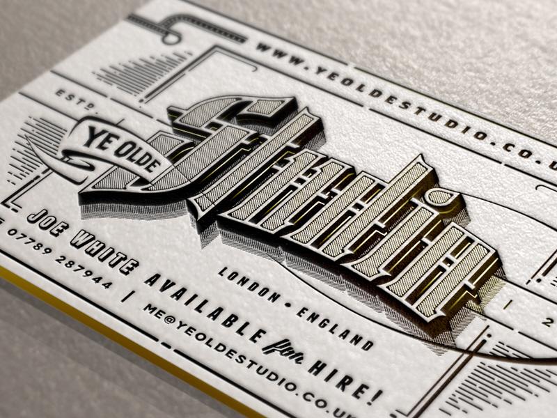 tipografik-kartvizit-tasarimi